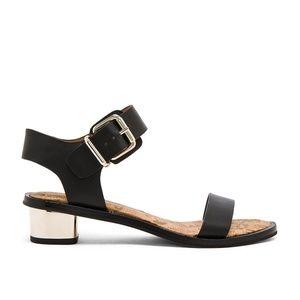 Sam Edelman Trixie Block Heel Sandals Size 7.5